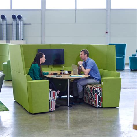 The Desk by Away From The Desk Modular Units Dbi Furniture Solutions