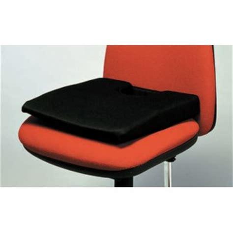 coussin ergonomique pour chaise de bureau coussin siege bureau