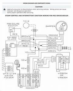 Wiring Diagram For Burnham Steam Boiler