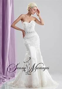 Robe De Mariee Sirene : robes de mariage sirene bustier coeur en ligne et pas ~ Melissatoandfro.com Idées de Décoration