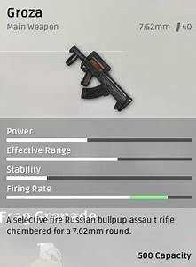 Steam Community Guide PUBG All Weapons And Stats