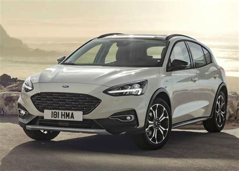 New, 2019 Ford Focus Arrives As Classier Sedan, Hatchback