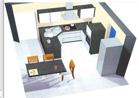 bloc cuisine evier frigo plaque ordinaire bloc cuisine evier frigo plaque 4 55681188 jpg