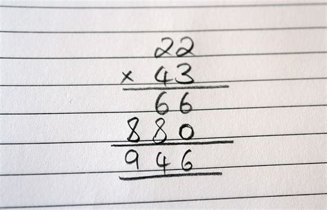 How To Do Double Digit Multiplication 5 Steps (with Pictures
