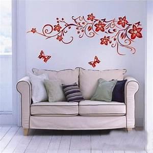 Wandbilder Tine Wittler : rote blume wandtattoo ~ Bigdaddyawards.com Haus und Dekorationen