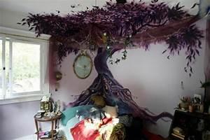 Baum An Wand Malen : wandmalerei im kinderzimmer ein entz ckendes ambiente erschaffen ~ Frokenaadalensverden.com Haus und Dekorationen