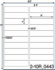 Search results for excel template for avery 5260 for Excel template for labels