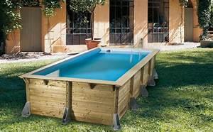 Petite Piscine Hors Sol Bois : destockage piscine bois hors sol petite piscine idea mc ~ Premium-room.com Idées de Décoration