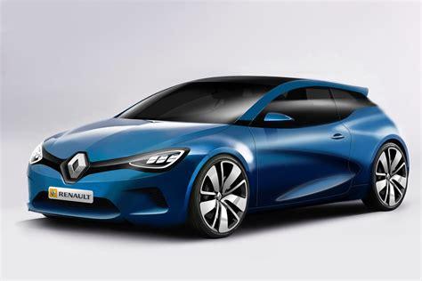 2018 Renault Megane Coup Iv Design Concept