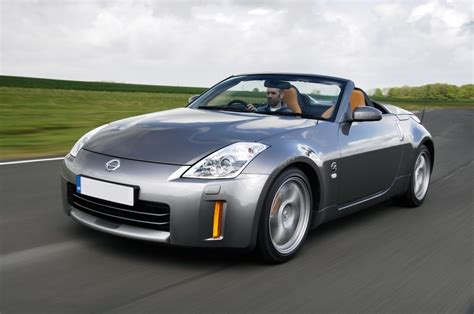 used nissan used nissan 350z touring roadster sports cars ruelspot com