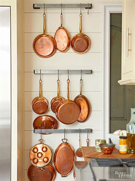 ways  store  pots  pans  style page