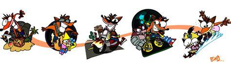 crash bandicoot fan game crash bandicoot through time by group5show on deviantart