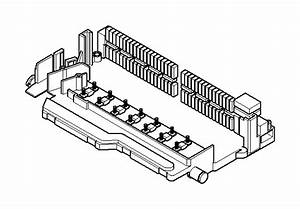 Bmw 325ci Fuse Box  Single  Components