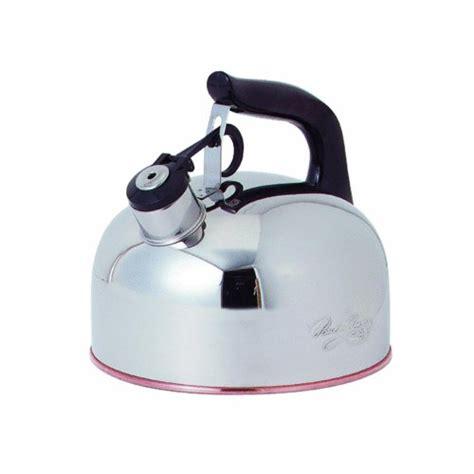 revere  cup whistling tea kettle tookcook
