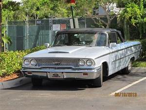 Purchase Used 1962 Ford Galaxie 500xl Convertible Needs