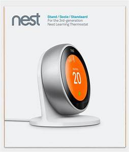 Nest Stand For Learning Thermostat  3rd Generation  Amazon