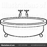 Clipart Clip Tub Bathtub Bath Illustration Royalty Lal Perera Rf Webstockreview 123clipartpng sketch template
