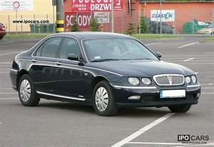 2000 Rover 75 Diesel Super Stan