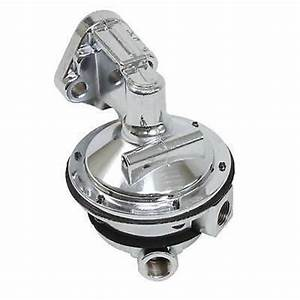 Holley Mechanical Fuel Pump 130  Gph   7 5 To 9 Psi Chev