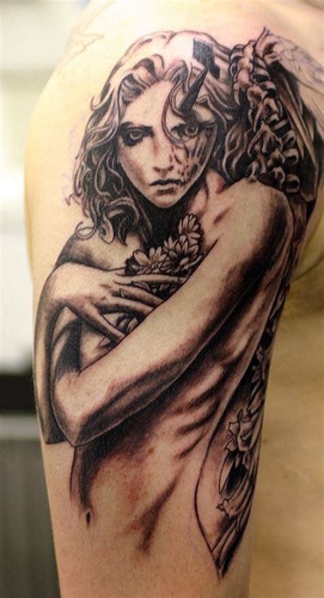 gothic tattoo designs pictures images