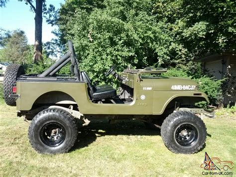 military jeep yj jeep cj7 army wrangler 4x4 cj