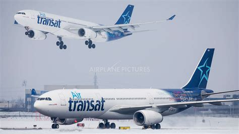 air transat depart montreal air transat aviation gazette