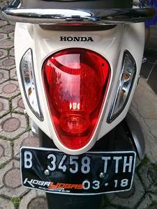 86 Modifikasi Lampu Depan Scoopy