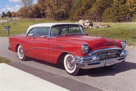1955 BUICK RIVIERA 56R SUPER 2 DOOR HARDTOP - 116356