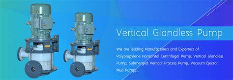 polypropylene pumps lil manufacturers