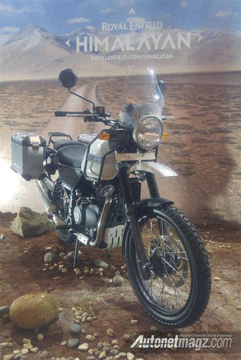Gambar Motor Royal Enfield Himalayan royal enfield himalayan autonetmagz review mobil dan