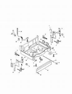 Base Diagram  U0026 Parts List For Model Shu5315uc12 Bosch