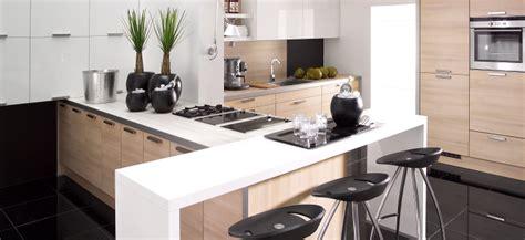 cuisine équipée blanc laqué cuisine blanc laquee meilleures images d 39 inspiration