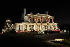 Outside, Christmas, Lights, Ideas, U2013, Homesfeed