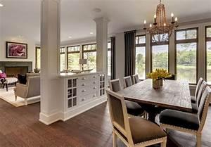 decoration deco salon salle a manger 98 05131827 clic With interieur chic et cosy
