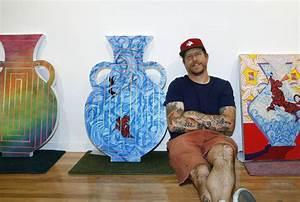 Artist brings his creative world to UNLV art museum | Las ...