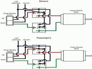 7 5 Pin Power Window Switch Wiring Diagram
