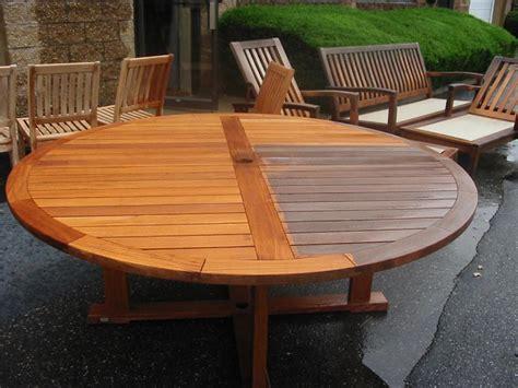 refinish teak furniture outdoor furniture repair teak