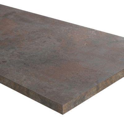 plan travail cuisine castorama plan de travail oxyde 307 x 65 cm karusti castorama