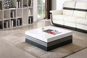 cw01 modern coffee table With contemporary espresso coffee table
