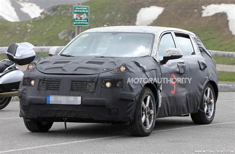 geely compact suv spy shots