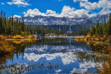 Photos of Mammoth Lakes attractions, restaurants, art