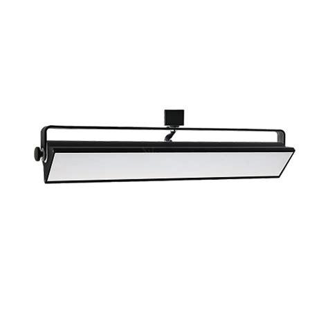 led track lighting 40watt wall wash black track light