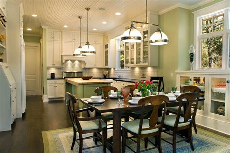 benjamin moore soft fern kitchen traditional  wood