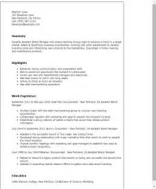 Show Me A Cover Letter Professional Assistant Brand Manager Templates To Showcase Your Talent Myperfectresume