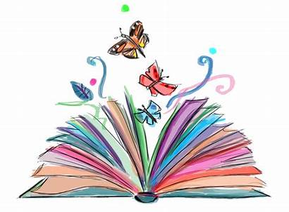 Butterfly Clipart Books Author Promotions Child Read