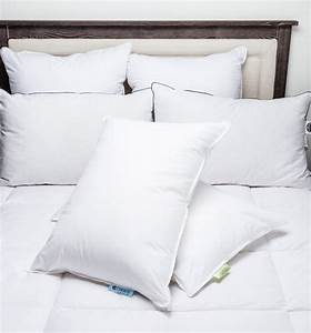 Restful Nights Blue Label FirmGreen Label Soft Pillow