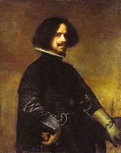 Self-Portrait - Diego Velazquez Painting