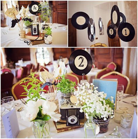 Diy Vintage Wedding From Rhone Alpes, France