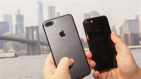 Refurbished iPhone 7 32GB - Black