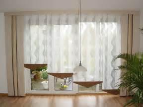 View Images Gardinen Modern Wohnzimmer Braun Dumss